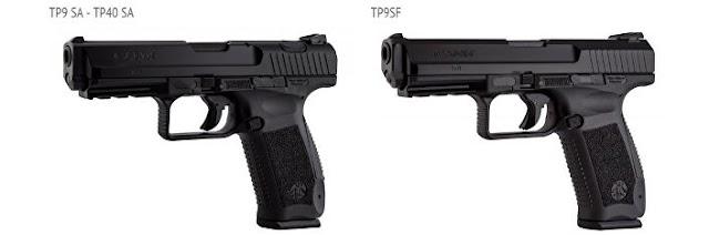 """مسدس من فئة """"تشانيك"""" من صنع """"تشيزيتا"""" التركية."""