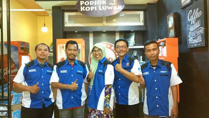 Relawan TIK Provinsi Bengkulu