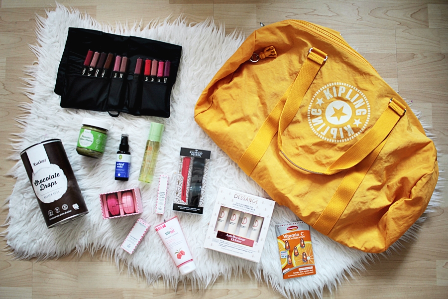 beauty blog lifestyle unboxing