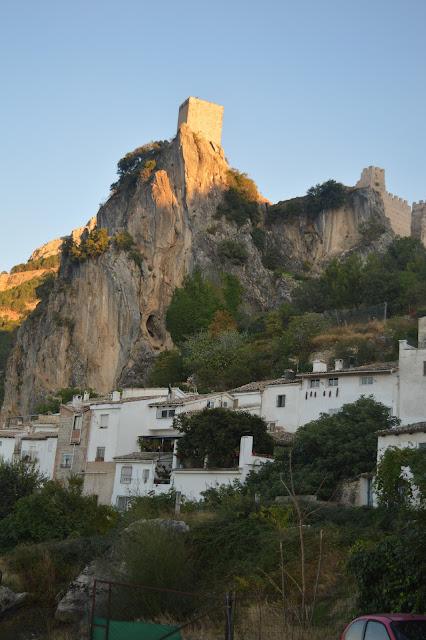 La Iruela castle, Cazorla