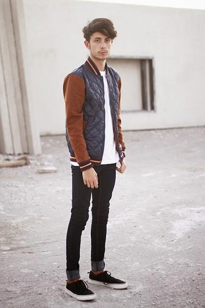 a215864942 Macho Moda - Blog de Moda Masculina  Jaquetas Varsity
