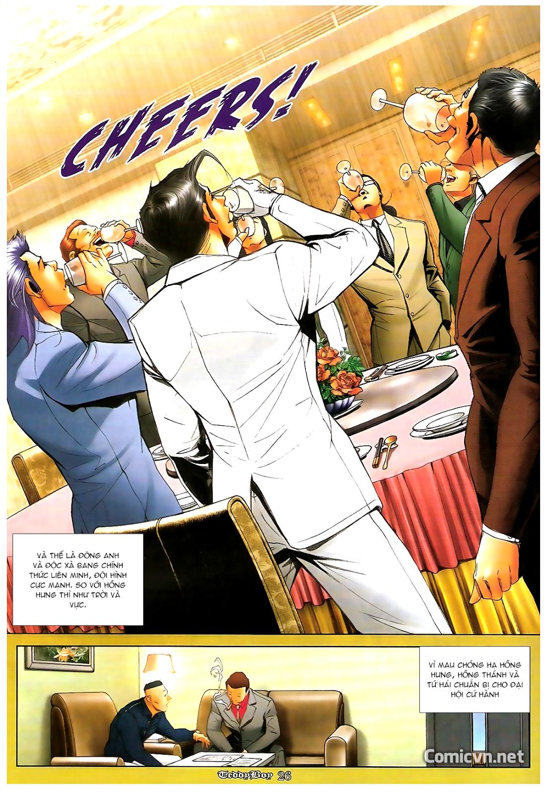 Người Trong Giang Hồ - Chapter 1214: Đại Liên Minh - Pic 21