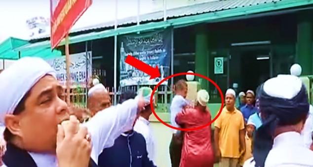 Image result for Gambar mejar Zaidi kena lempang