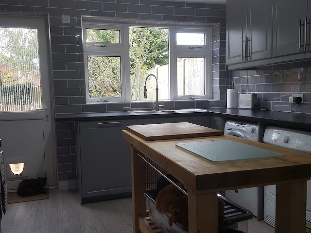 PippaD's New Ikea Fitted Kitchen