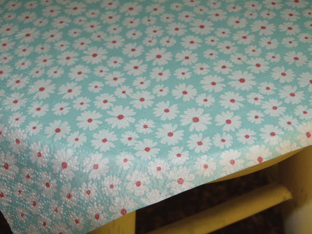 decoupage muebles paso paso Decoupage En Muebles Paso A Paso HANDBOX