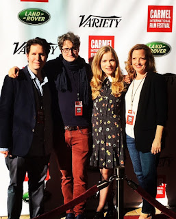 Orlagh Cassidy Beach House Premiere Carmel International Film Festival