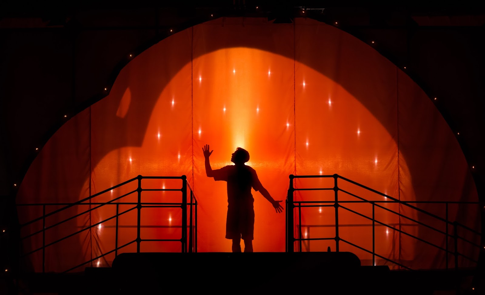 James and the Giant Peach, Northern Stage Newcastle | A Review - peach