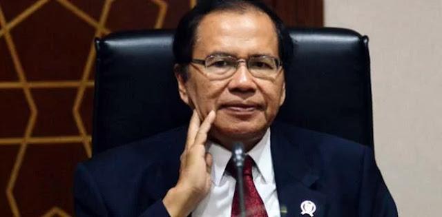 Rizal Ramli: Kirim Dong Aktivis Pro Jokowi Debat Kalau Memang Jagoan