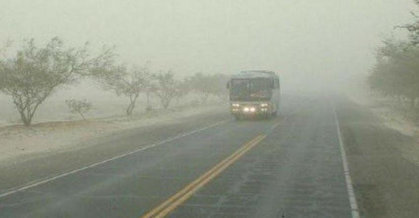 SENAMHI ALERTA: Vientos de más de 35 kilómetros por hora se registrarán en Ica - www.senamhi.gob.pe