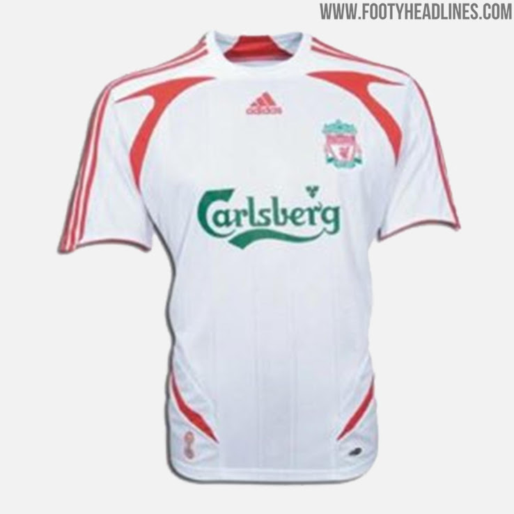 Which Is The Best   Worst  Here All 27 Liverpool Away   Third Kits ... 73d591dc4