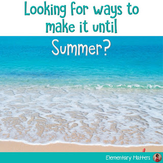Looking for ways to make it until Summer? Here are some suggestions, including an exclusive freebie and some fantastic bargains!