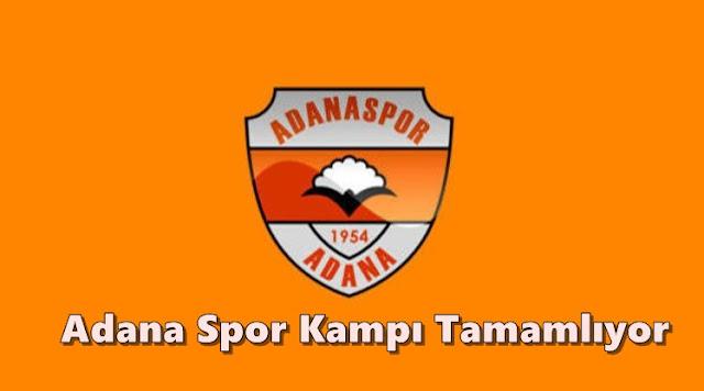 Adana Spor Kamp Hazırlıklarını Sonlandırıyor,adana spor,adana haberleri,adana,manşet adana