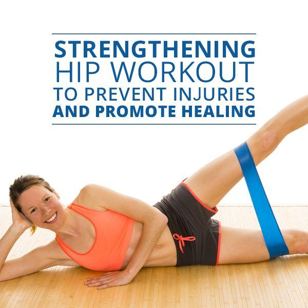 Strengthening Hip Workout