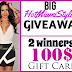 #Win 2 100$ Gift Card from Fashion railway (#INTERNATIONAL)