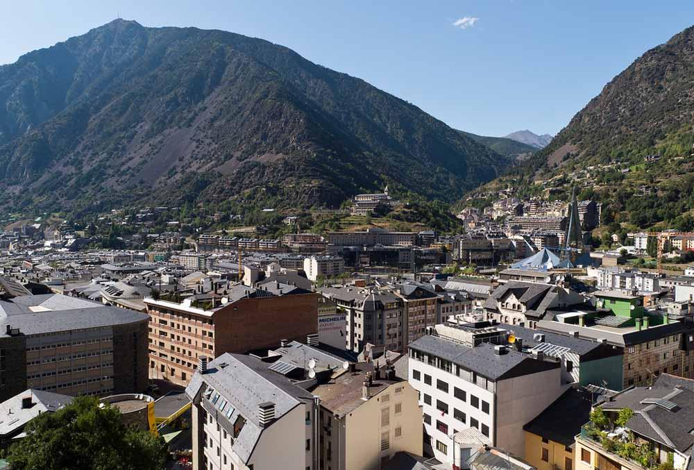 Andorra La Vella, Capital de Andorra