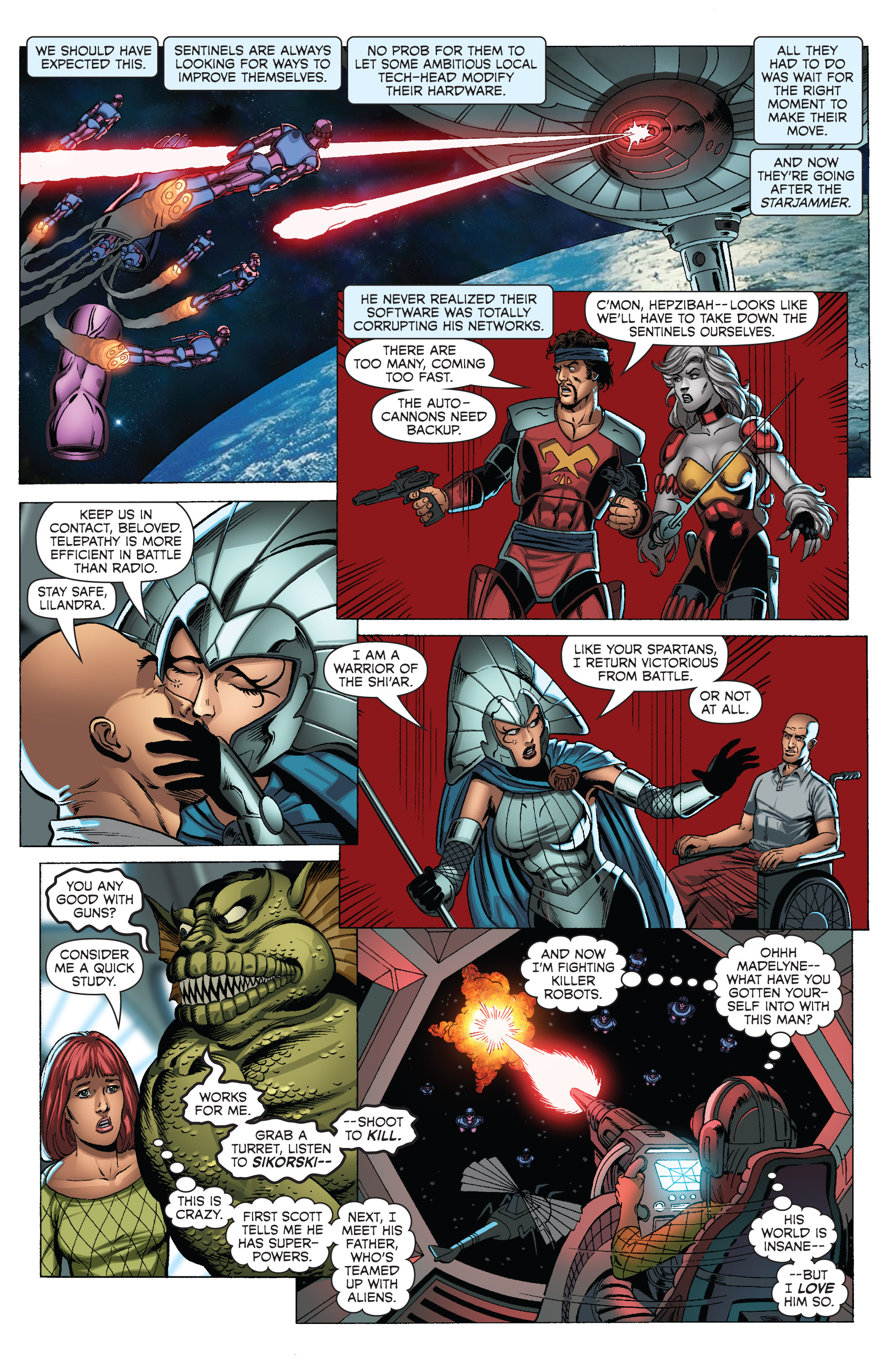 Read online All-New X-Men (2013) comic -  Issue # _Special - All-Different - 89