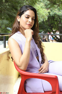 Tanya Hope in Crop top and Trousers Beautiful Pics at her Interview 13 7 2017 ~  Exclusive Celebrities Galleries 159.JPG