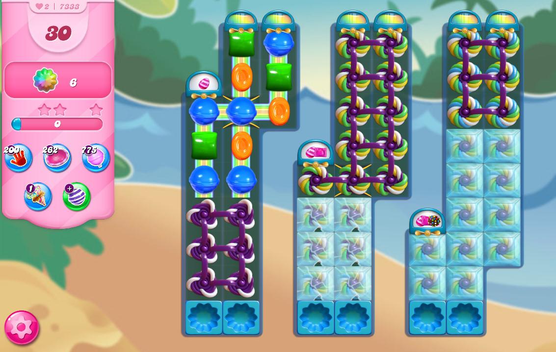Candy Crush Saga level 73033