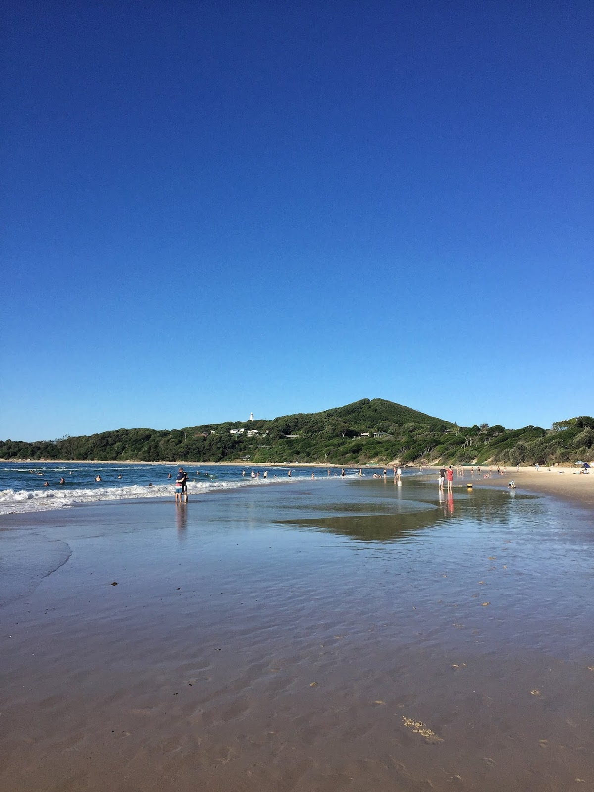 Byron Bay Travel Diary beach