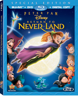 Blu-ray Review - Return to Never Land: Special Edition