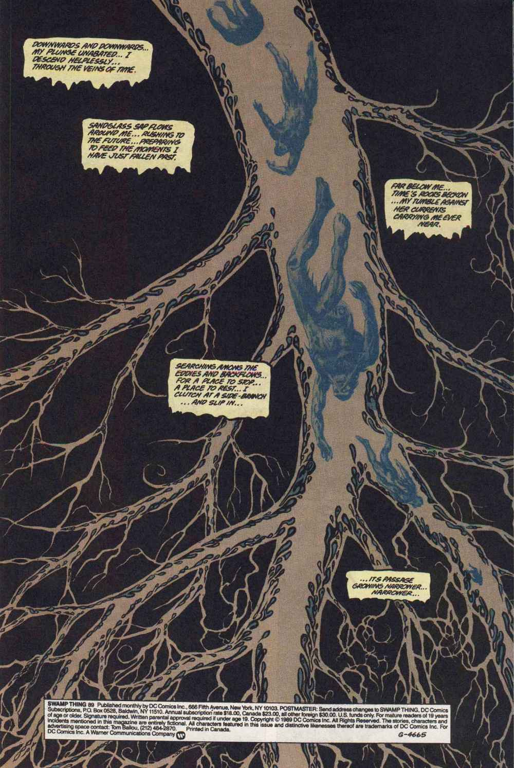 Swamp Thing (1982) Issue #89 #97 - English 2