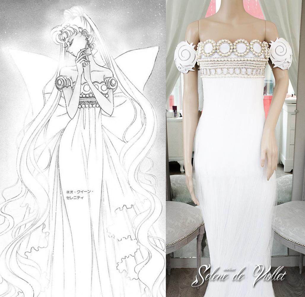 Atelier Selene De Viollet: Neo-queen Serenity