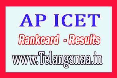 Andhra Pradesh ICET Results RankCard APICET Rankcard Results Download
