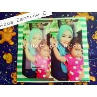 Skin Garskin Asus Zenfone C foto keluarga