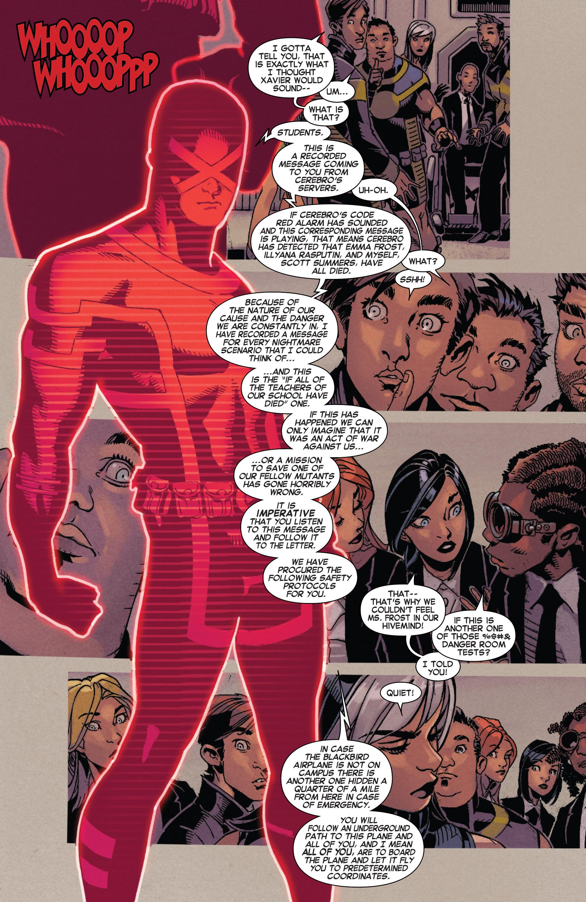 Read online Uncanny X-Men (2013) comic -  Issue # _TPB 5 - The Omega Mutant - 97