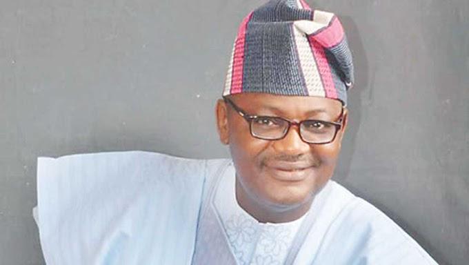 ADC - Gboyega Nasir Isiaka pledges good governance in Ogun 2019