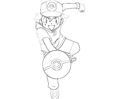 Pokemon Ball Coloring Pages Printable Colorings Net