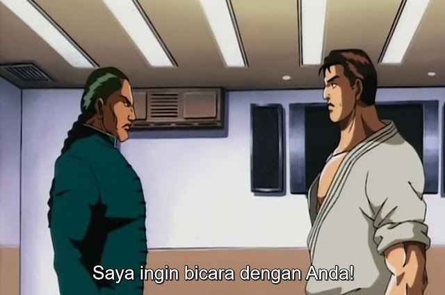 Baki The Grappler Episode 26 Subtitle Indonesia