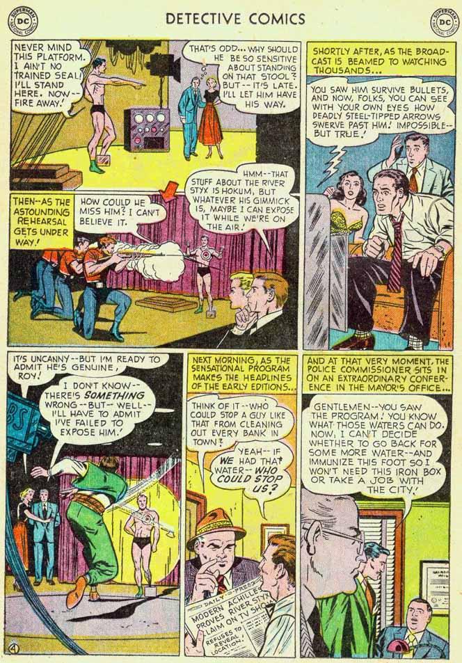 Read online Detective Comics (1937) comic -  Issue #174 - 28