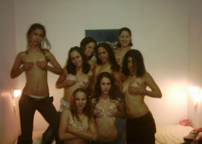 Hot Israeli Porn Group 12