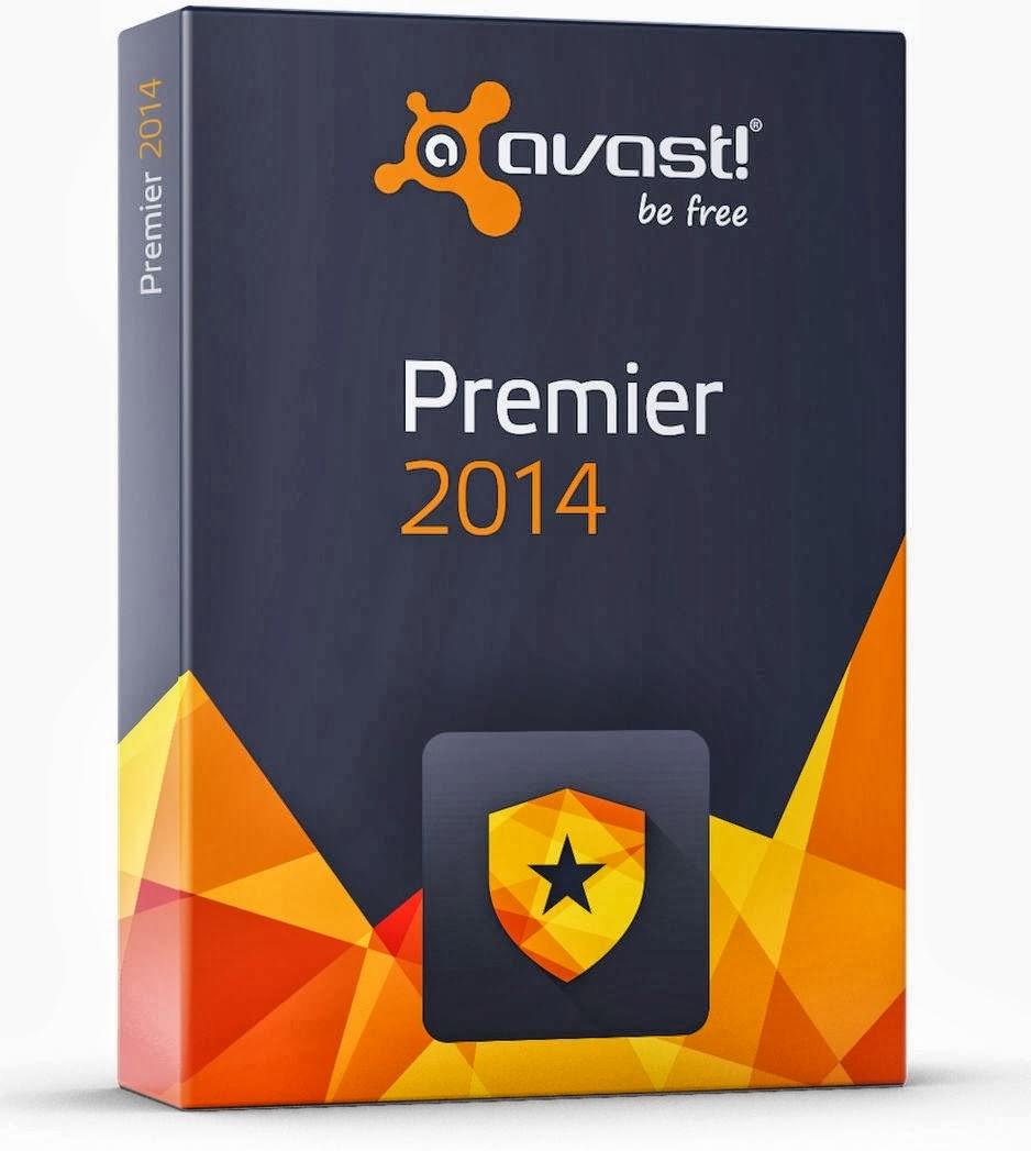 télécharger la licence avast premier 2014