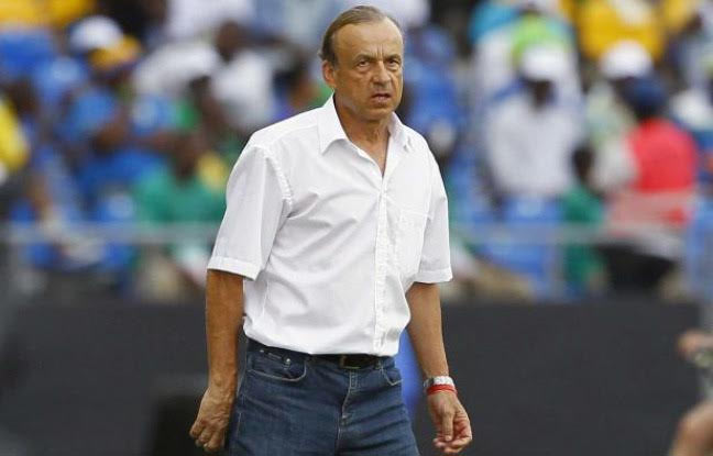 Rohr: Eagles have been paid allowances for Tanzania, Zambia matches