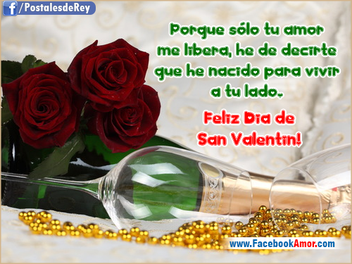 Frases De Amor Para San Valentin Con Imagenes Bonitas De: Dedicatorias Con Frases Para San Valentin