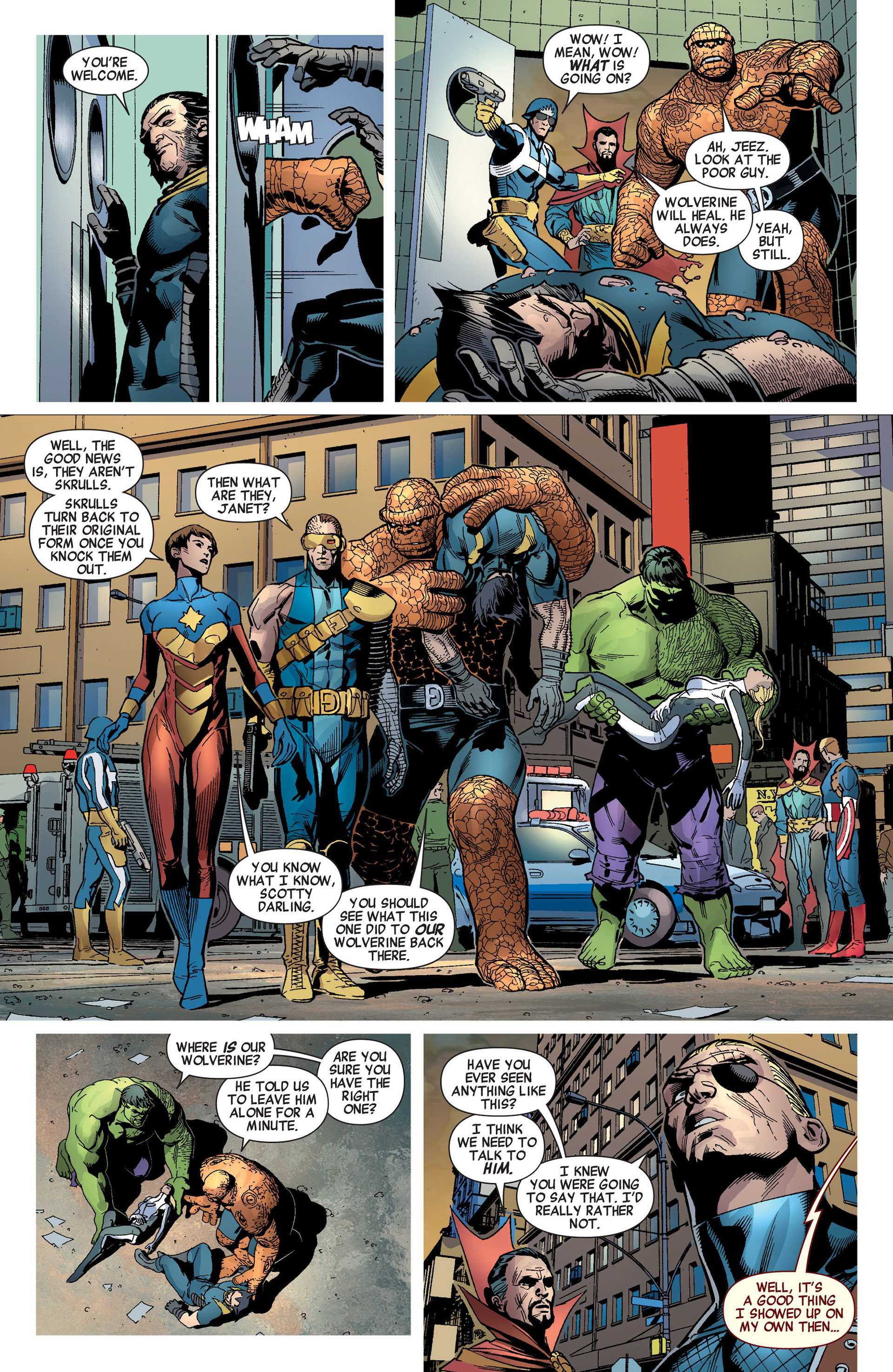 Read online Age of Ultron comic -  Issue #7 - 18