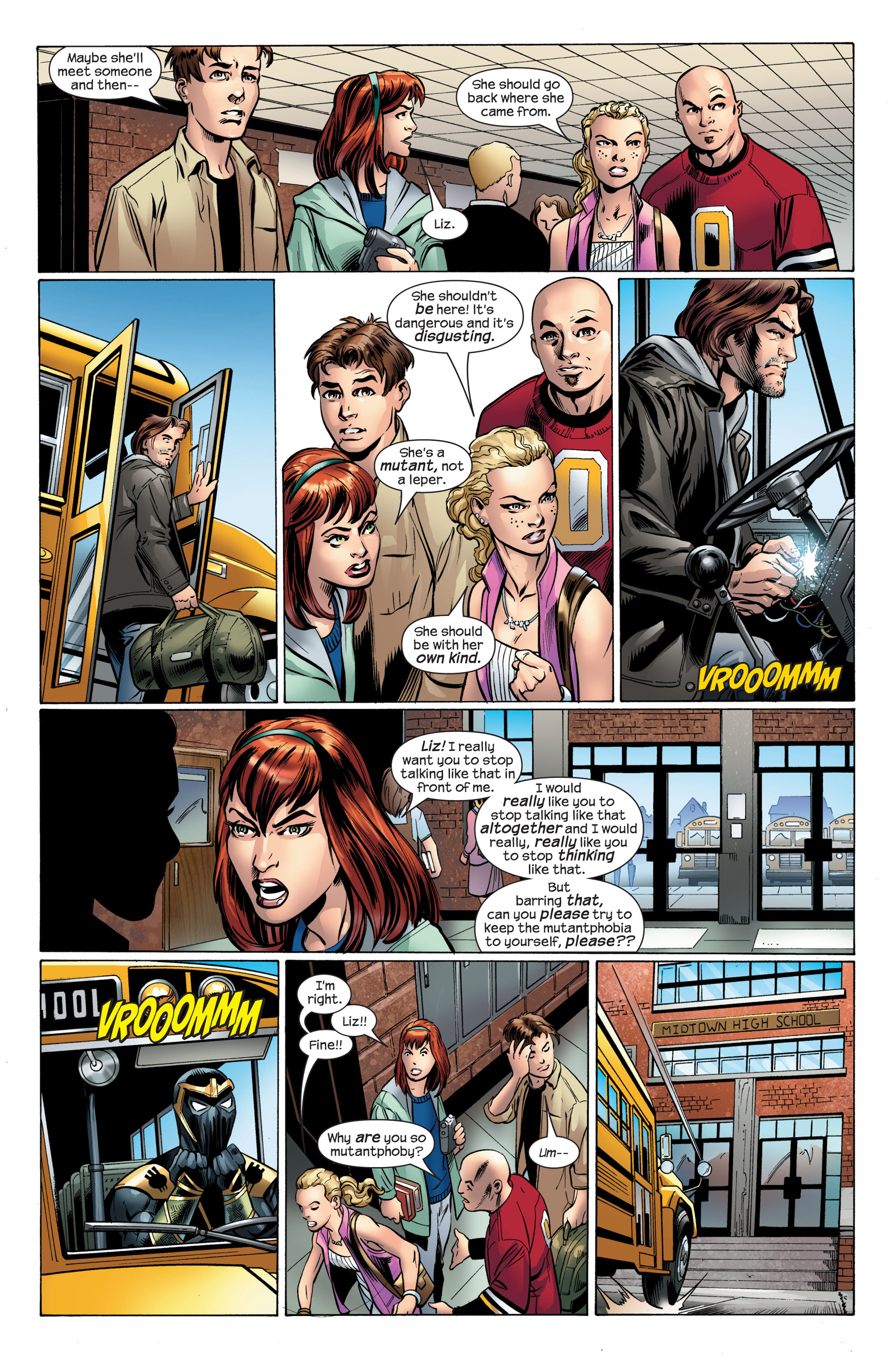 Read online Ultimate Spider-Man (2000) comic -  Issue #108 - 13