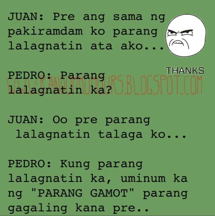 First lang mga pare - 4 5