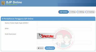Cara Mendaftar DJP Online Lengkap dengan Gambar & Video Resmi