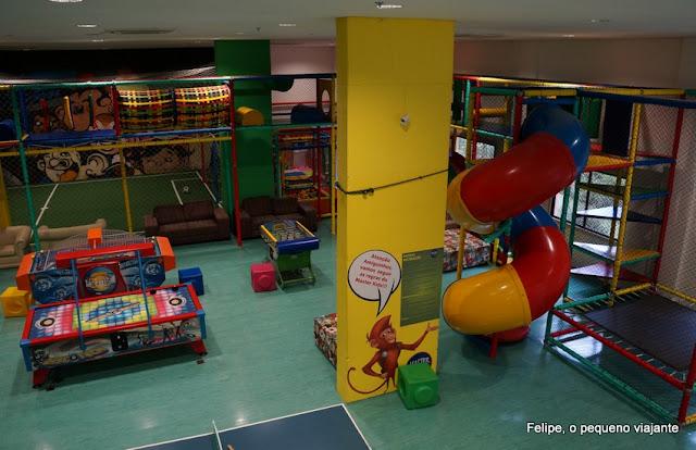 Espaço Kids do Master Premium Hotel Gramado