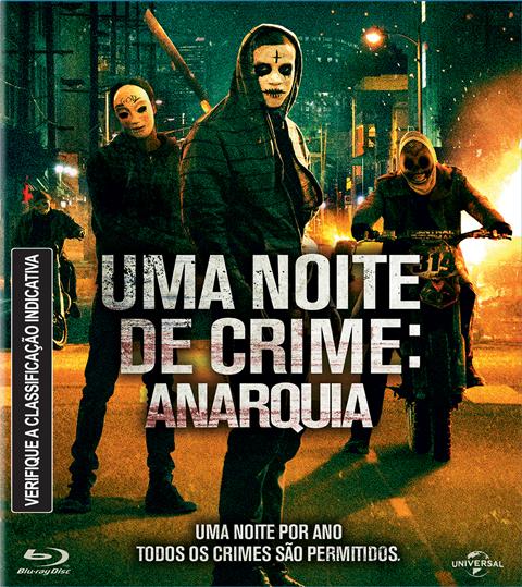 Poster do filme Uma Noite de Crime: Anarquia