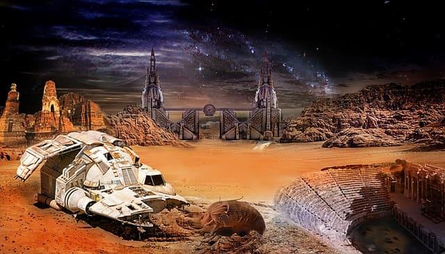 افضل افلام الخيال العلمي