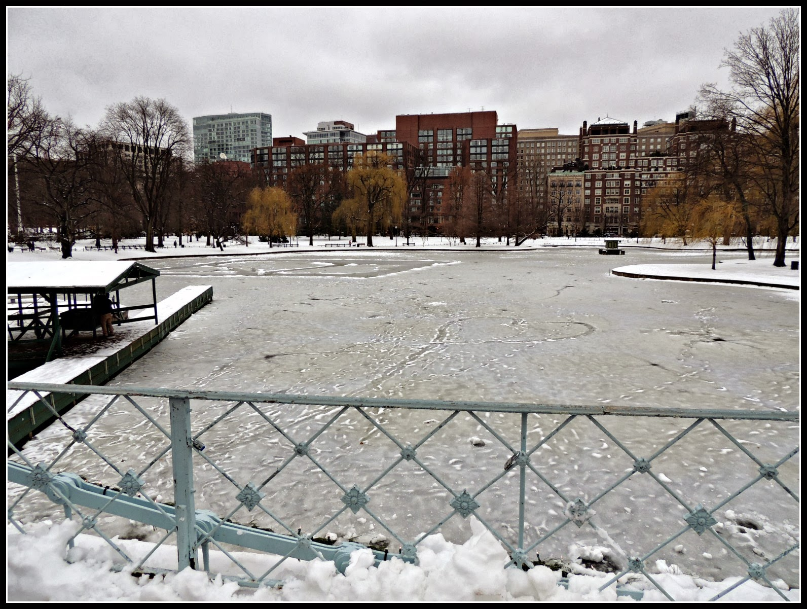 Invierno 2013-2014 Boston Garden