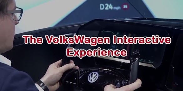 CES 2017 | The Volkswagen Interactive Experience | Otomotif Review