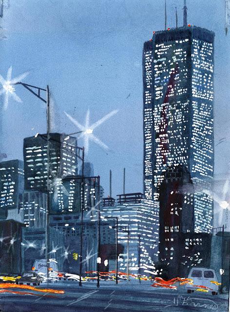 Study Painting & Sketching in Nagoya, Japan