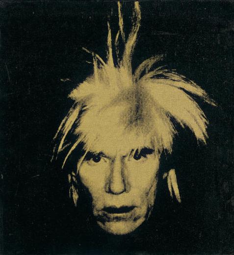Andy Warhol'S Wigs 87