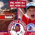 Bisons return home April 19 for fridaynightbash! and fireworks
