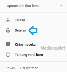 Menghapus Blog Yang Terdaftar Search Console